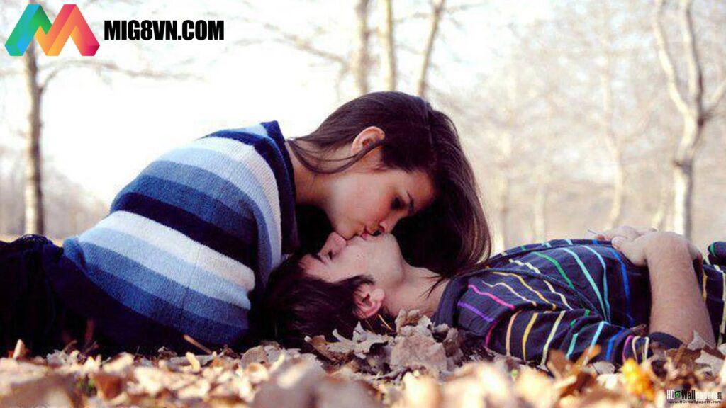 Mơ hôn nhau điềm báo gì