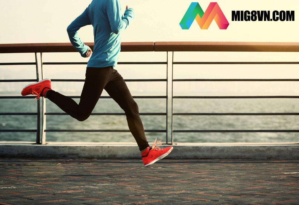 Mơ thấy chạy bộ