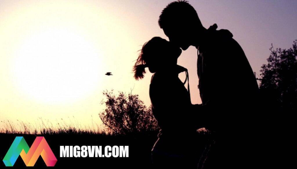 Nằm mơ thấy hôn nhau