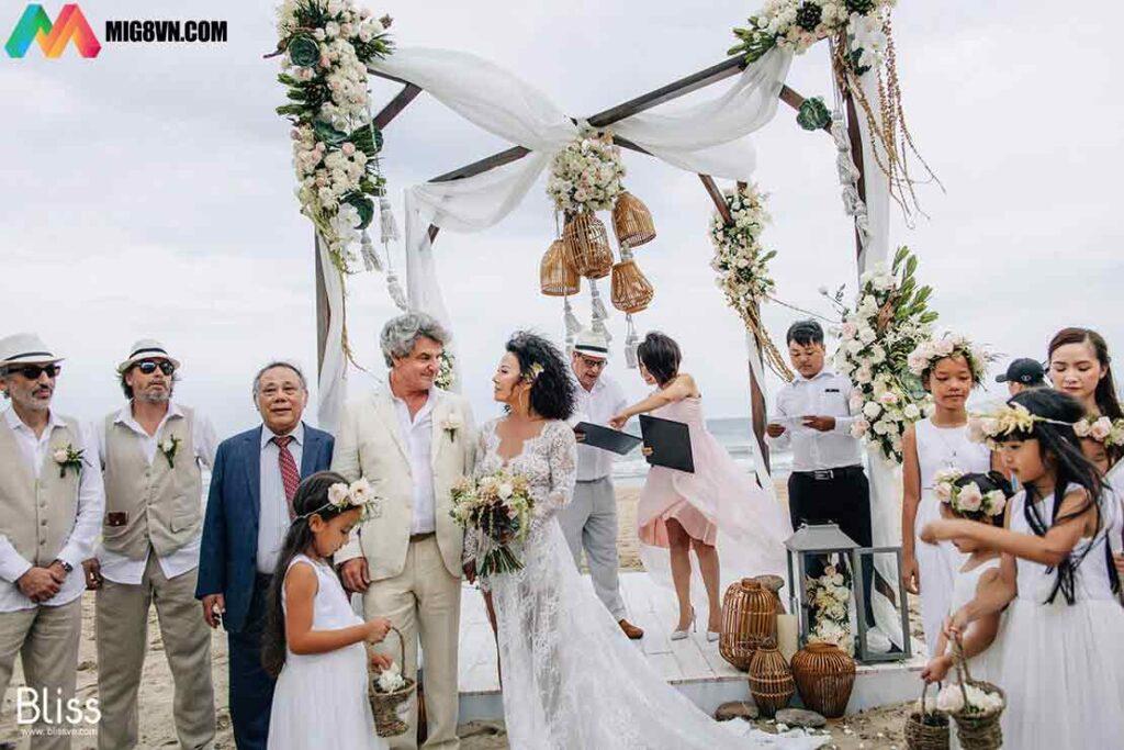 Mơ thấy đám cưới đánh con gì