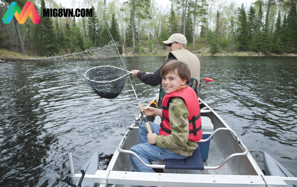 Mơ thấy câu cá điềm báo gì
