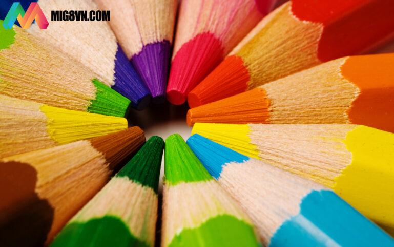 Mơ thấy màu sắc