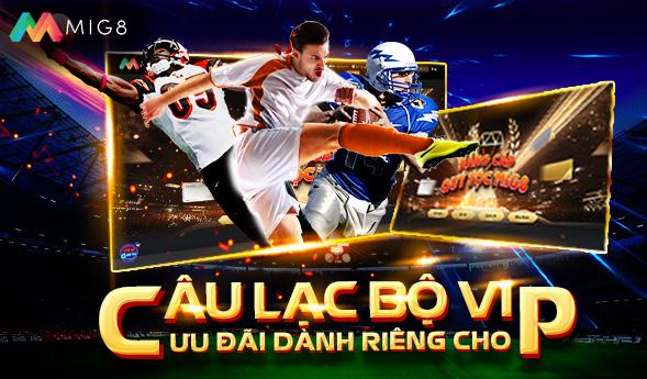 THỂ THAO - CÂU LẠC BỘ VIP