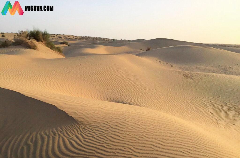 Mơ thấy cát điềm báo gì