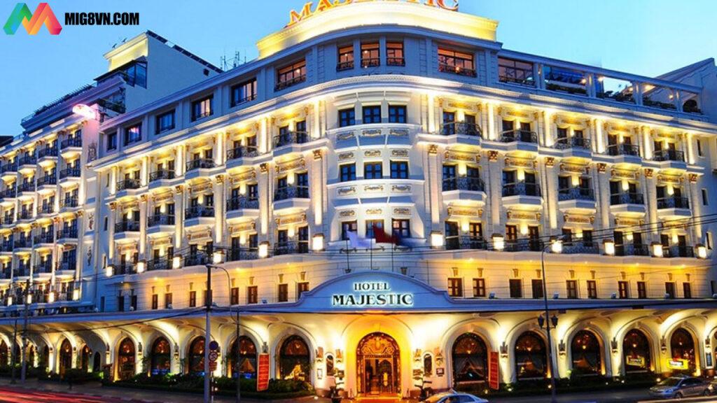 Mơ thấy khách sạn