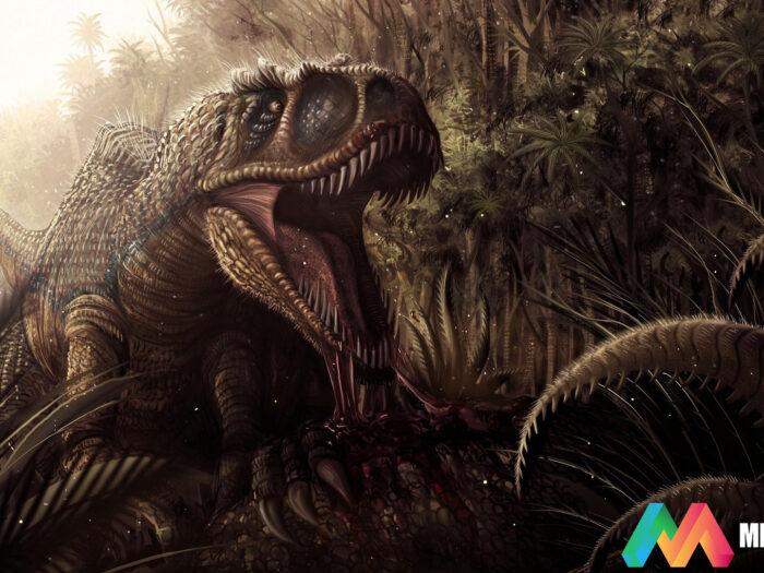 Mơ thấy khủng long