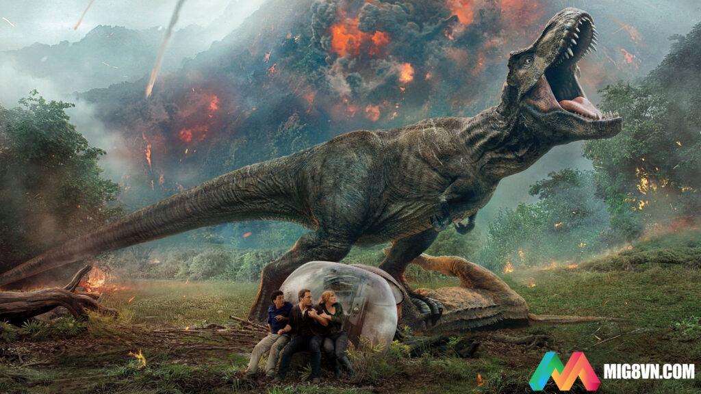 Mơ thấy khủng long đánh con gì