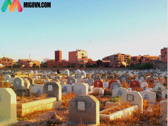 Mơ thấy nghĩa địa