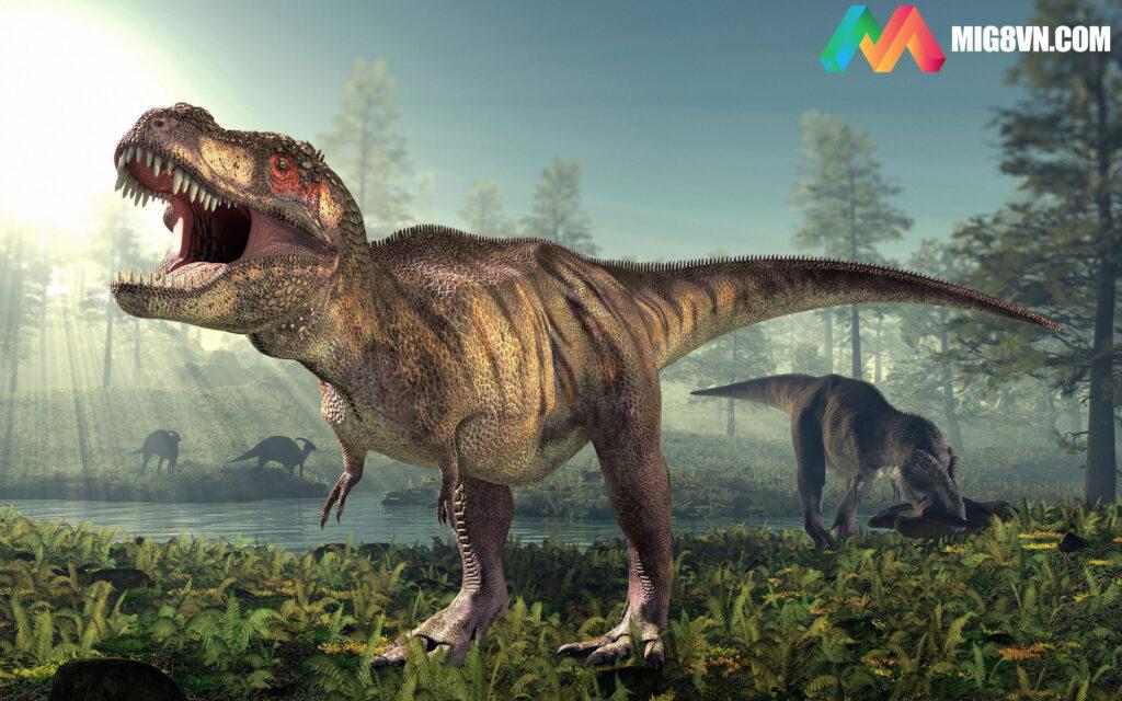 Nằm mơ thấy khủng long