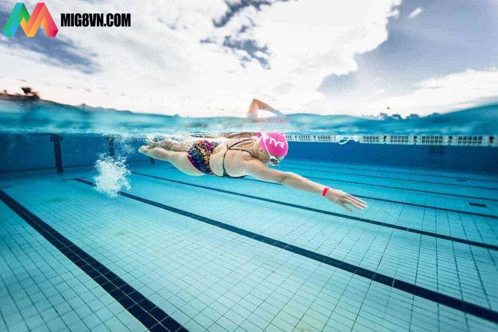 Nằm mơ thấy bơi lội