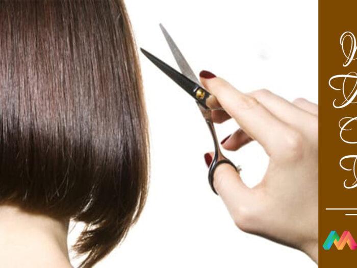 Nằm mơ thấy cắt tóc