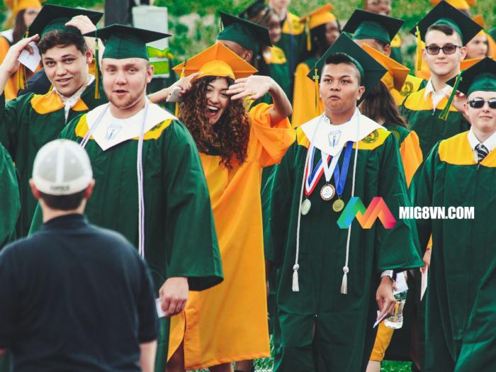Nằm mơ thấy lễ tốt nghiệp